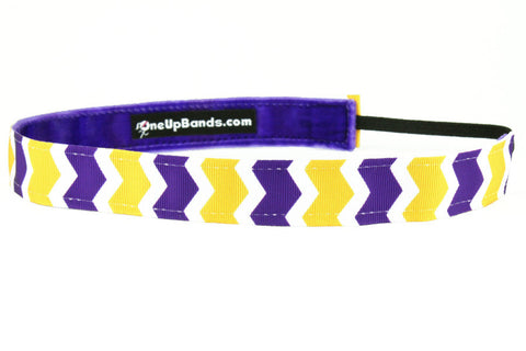 NCAA Louisiana State University Chevron (SKU 1813)