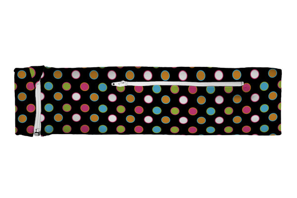 ZIPIT Slim Belt Polka Dots Multi (SKU 1865 SZB)