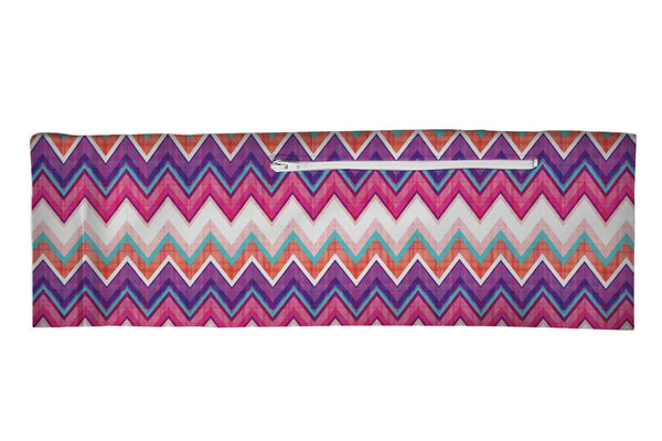 Venture Belt Purple Pink Plaid Chevron (SKU 1931 VB)
