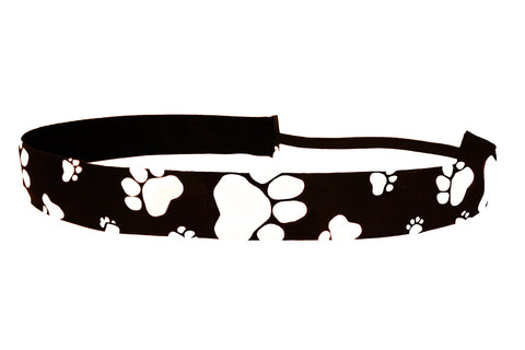 Paw Prints Black & White (SKU 1968)