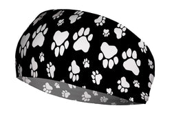 Paw Prints Black & White (SKU 1968 SB)
