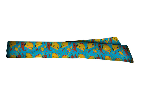 Taco Party Head Tie (SKU 2011 HTB)