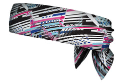 Linear Craze Head Tie (SKU 2057 HTB)