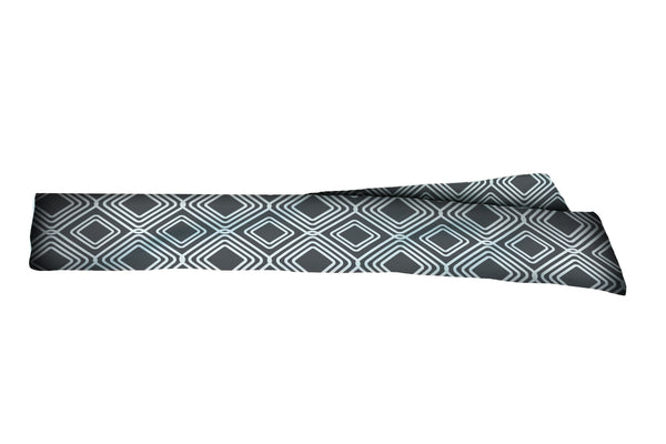 Diamonds Grey Head Tie (SKU 2075 HTB)