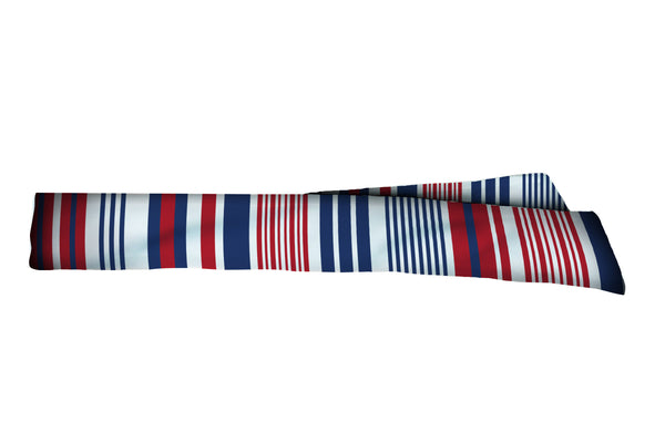 American Stripes Head Tie (SKU 2101 HTB)