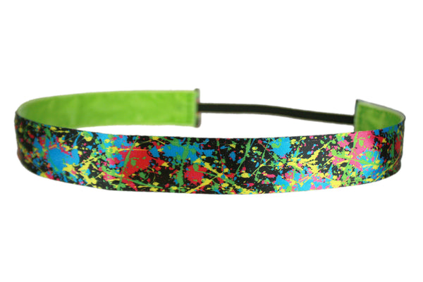 Paint Splatter Neon (SKU 2221)