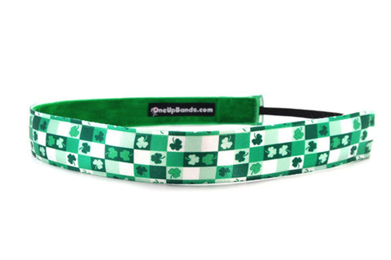 Checkerboard Shamrocks (SKU 3003)