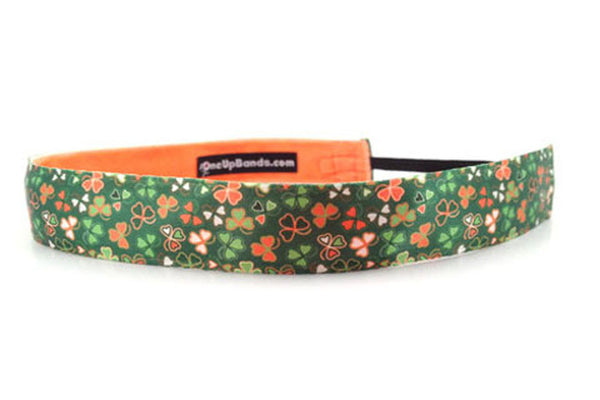 Clover Patch Green Orange (SKU 3007)