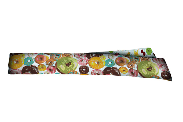 REVERSIBLE Donuts Galore/Fruit Punch Head Tie (SKU 3034 HTB)