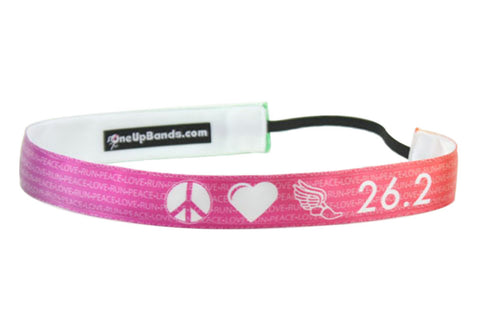 Peace Love Run 26.2