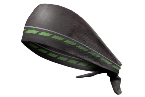 Tie Back Urban Grit Green (SKU 3101)