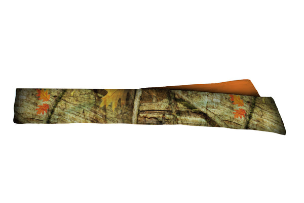REVERSIBLE Outdoor Camo/Orange Head Tie (SKU 3125 HTB)