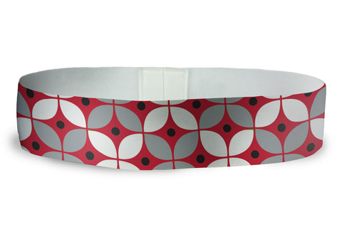 Loopty Loop Cirque Red Grey White