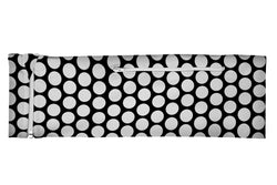 ZIPIT Belt Classic Black & White Polka Dots (SKU 3217 ZB)
