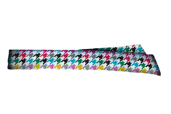 Houndstooth Multi Head Tie (SKU 3218 HTB)
