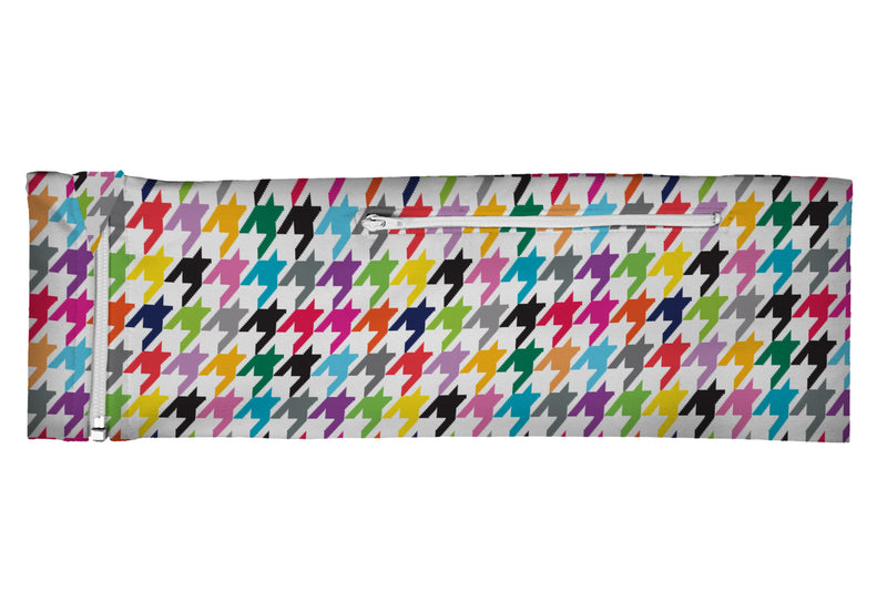 ZIPIT Belt Houndstooth Multi (SKU 3218 ZB)