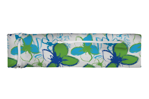 ZIPIT Slim Belt Tropical Ocean Blitz (SKU 3219 SZB)