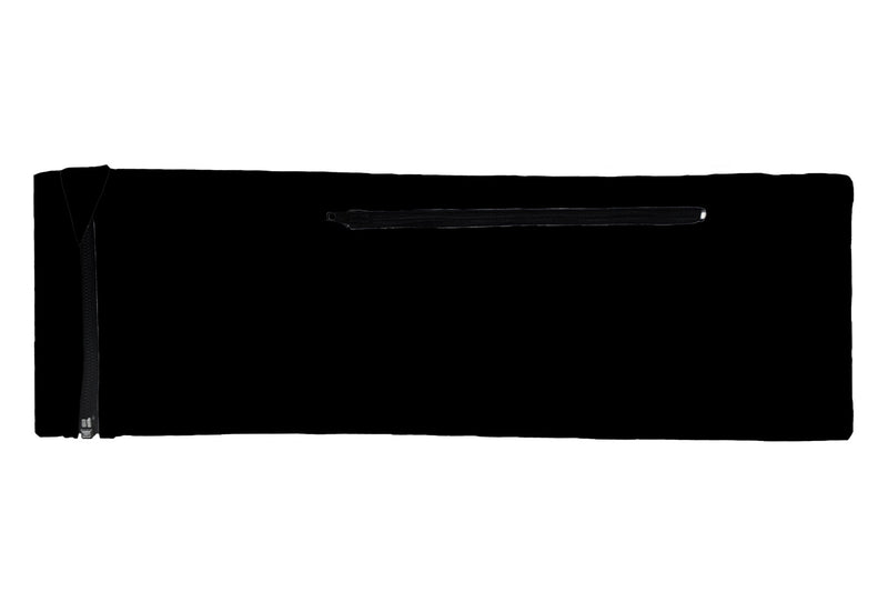 ZIPIT Belt Solid Black (SKU 5001 ZB)