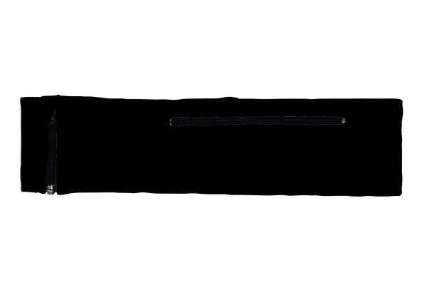ZIPIT Slim Belt Solid Black (SKU 5001 SZB)