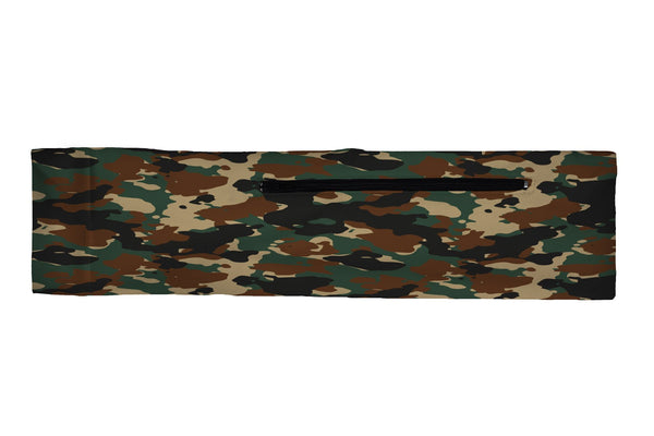 Venture Slim Belt Jungle Camo (SKU 5002 VSB)