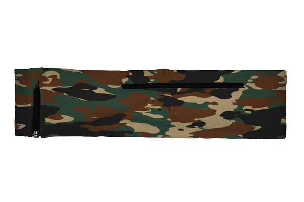ZIPIT Slim Belt Jungle Camo (SKU 5002 SZB)