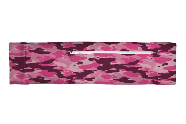 Venture Slim Belt Jungle Camo Pink (SKU 5003 VSB)