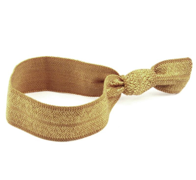 Solid Gold Hair Tie (SKU 6059)