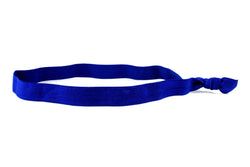 Solid Navy Elastic Headband (SKU 6048 HB)
