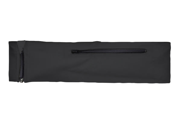 ZIPIT Slim Belt Solid Charcoal (SKU 9101 ZSB)
