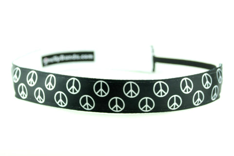 Peace Signs Black/White (SKU 1769)