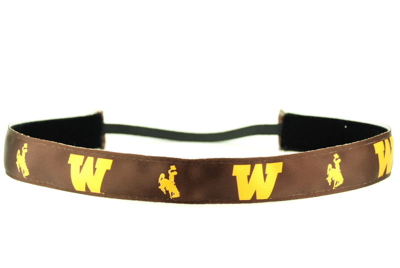 NCAA University of Wyoming Team Colors (SKU 1642)
