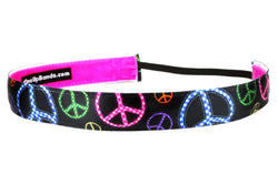Peace Signs Neon (SKU 1907)