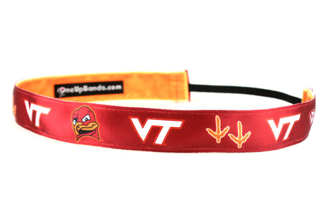 NCAA Virginia Tech University Team Colors (SKU 1747)