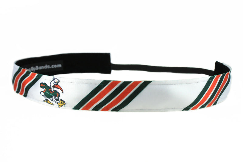 NCAA University of Miami Stripes (SKU 1566)