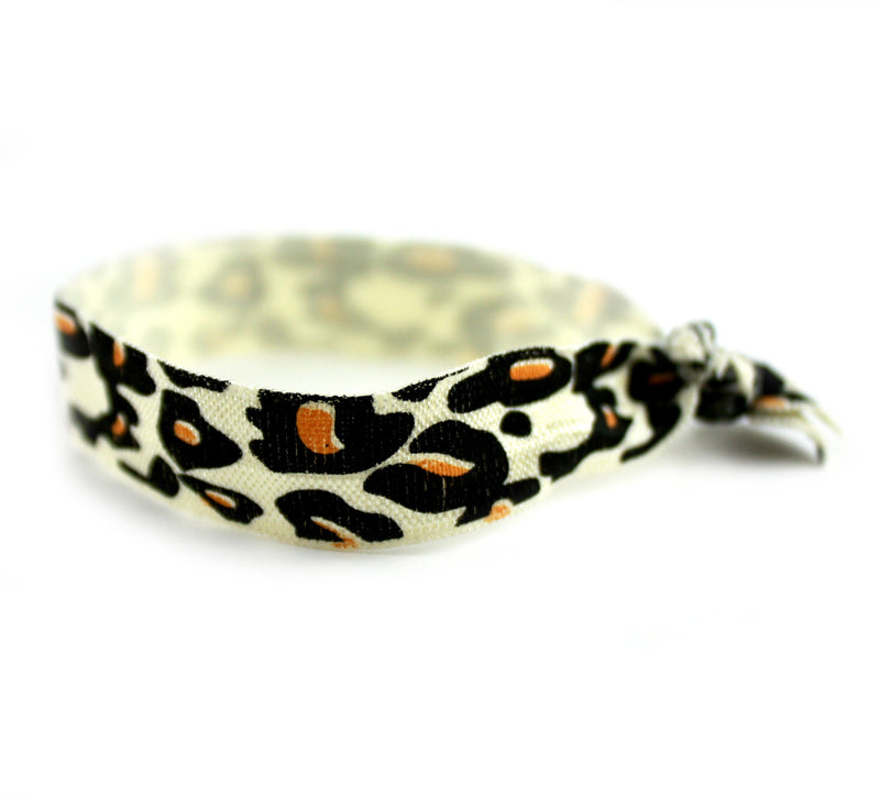 Cheetah Spots Hair Tie (SKU 6052)
