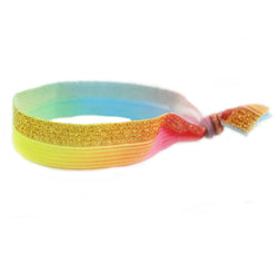 Shimmer Rainbow Hair Tie (SKU 6080)