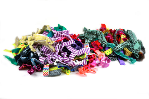 Hair Tie Refill 340 Piece Assorted (SKU 7004)
