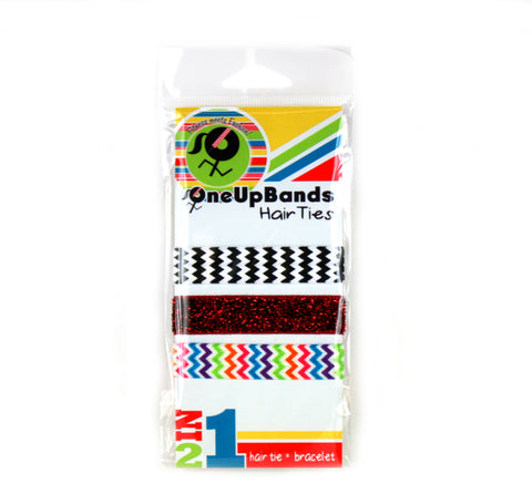 Over The Rainbow 3 Pack Hair Ties (SKU 7024)
