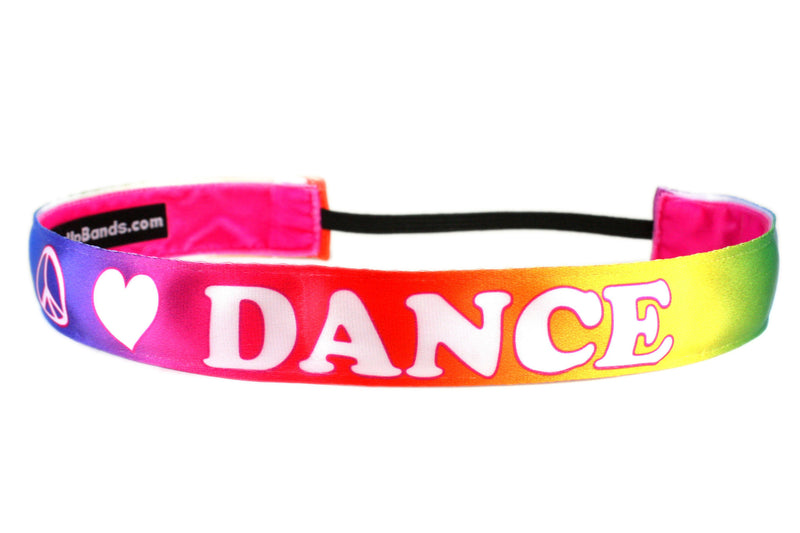 Peace Love Dance Rainbow (SKU 2051)