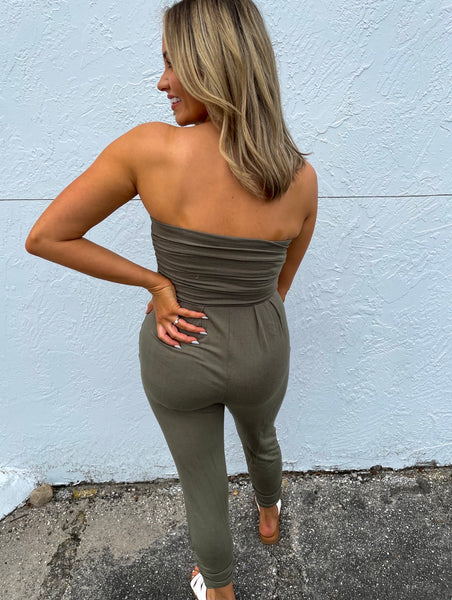 Sandy Rose Jumpsuit