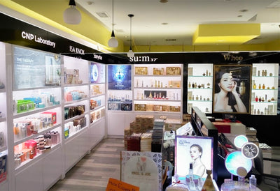 Palace Beauty Galleria