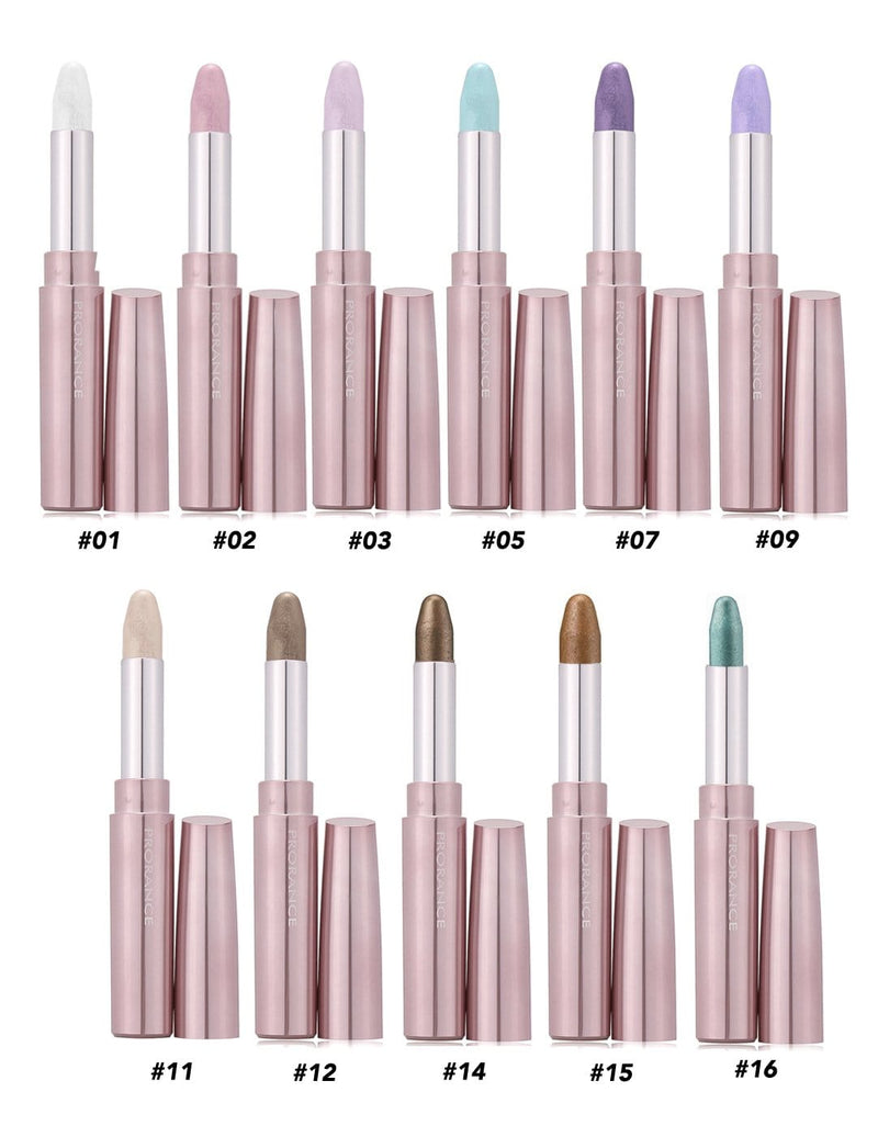 Prorance Shine Stick Shadow 11 Color