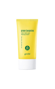 goodal Green Tangerine Tone Up Cream