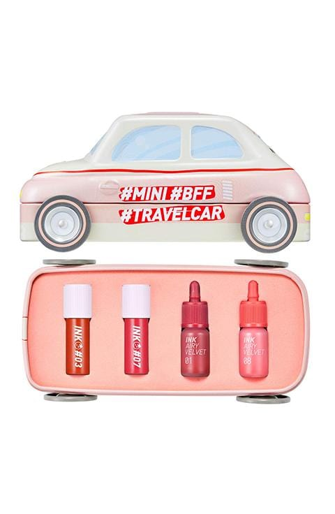 Roll over image to zoom in Peripera Mini Mini Travel Car Make up Kit