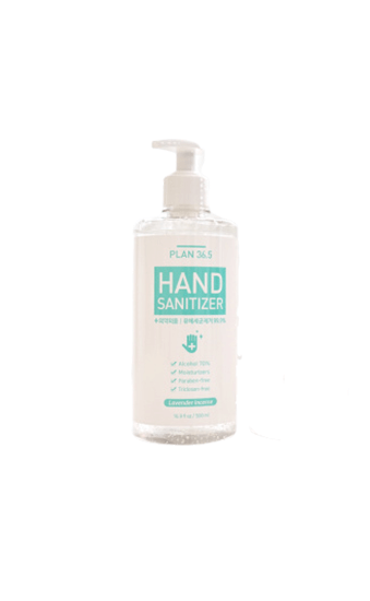 Plan 36.5 Hand Sanitizer