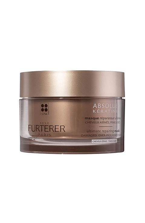René Furterer Absolue Keratine Ultimate Repairing Mask(Thick Hair) 200ML