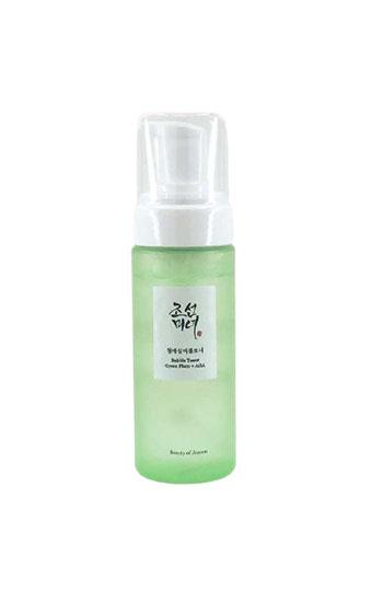 Bubble Toner : Green Plum + AHA