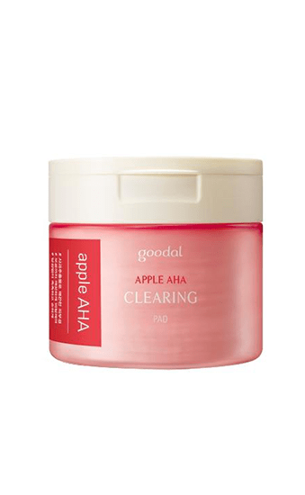 goodal Apple Aha Clearing Pad - Palace Beauty Galleria
