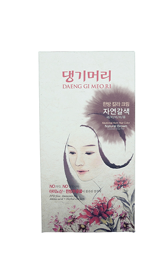 Daeng Gi Meo Ri Medicinal Herb Hair Color
