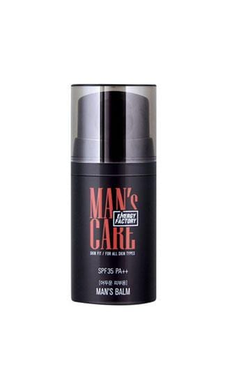 Energy Factory Skin Fit Man's Balm Homme Men All-in-One BB Cream SPF35 PA++ 50ml
